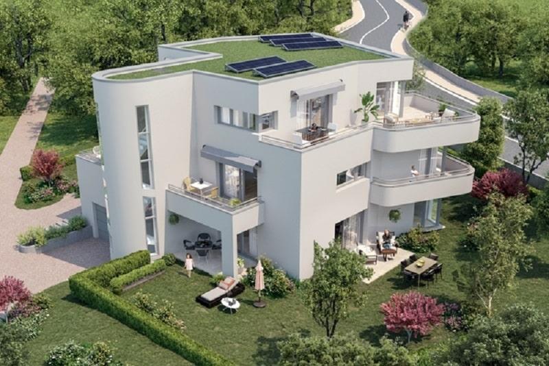 Les promotions immobilières dans le canton de Vaud