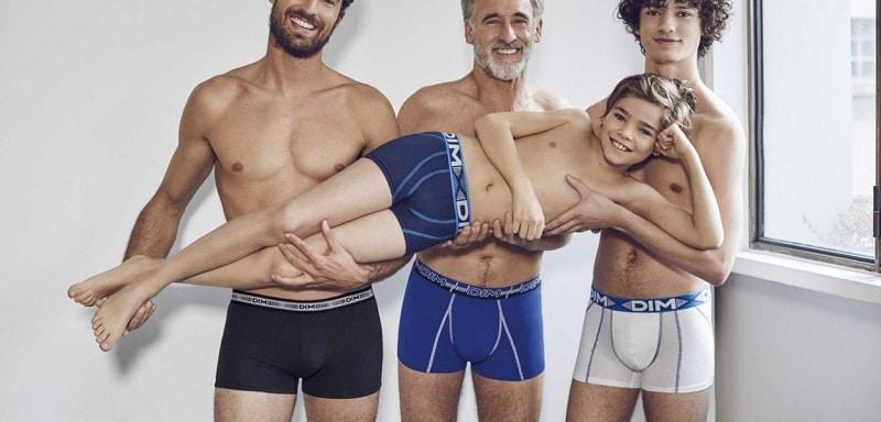 Quel sous-vêtement pour hommes choisir