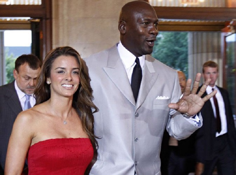 Qui est la femme de Michael Jordan, Yvette Prieto