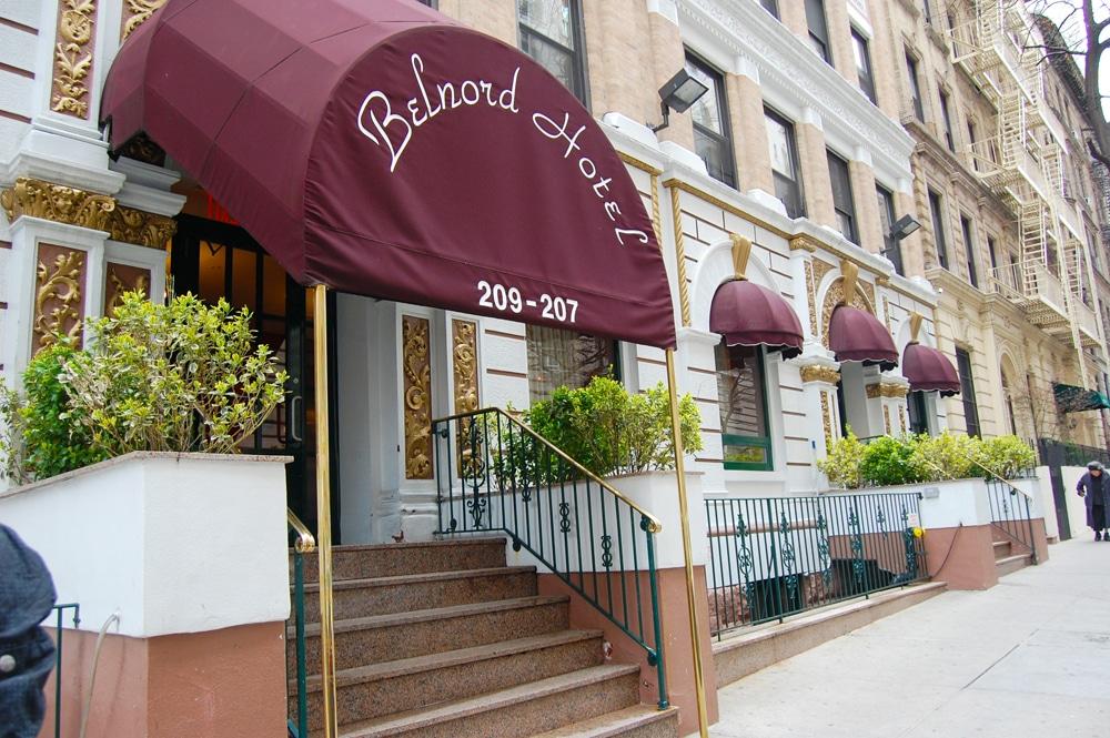 hôtel Belnord