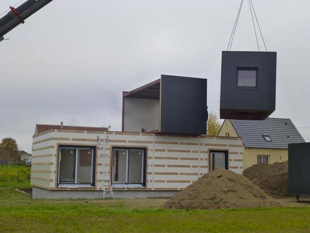 La maison container est une construction économique et écologique